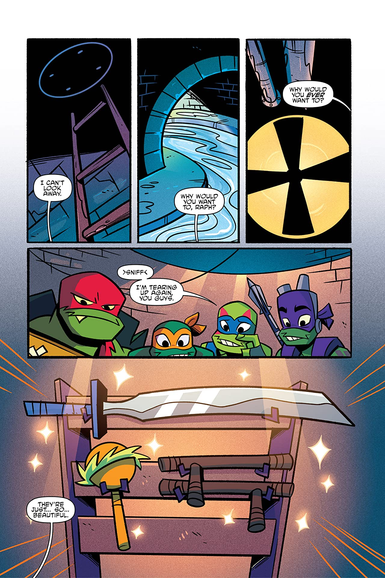 Teenage Mutant Ninja Turtles: Rise of the TMNT