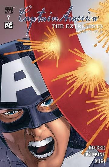 Captain America (2002-2004) #7