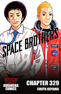 Space Brothers #329