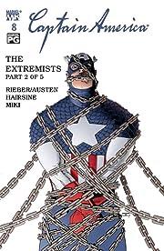 Captain America (2002-2004) No.8