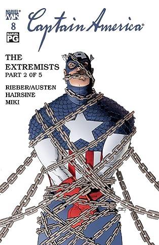 Captain America (2002-2004) #8