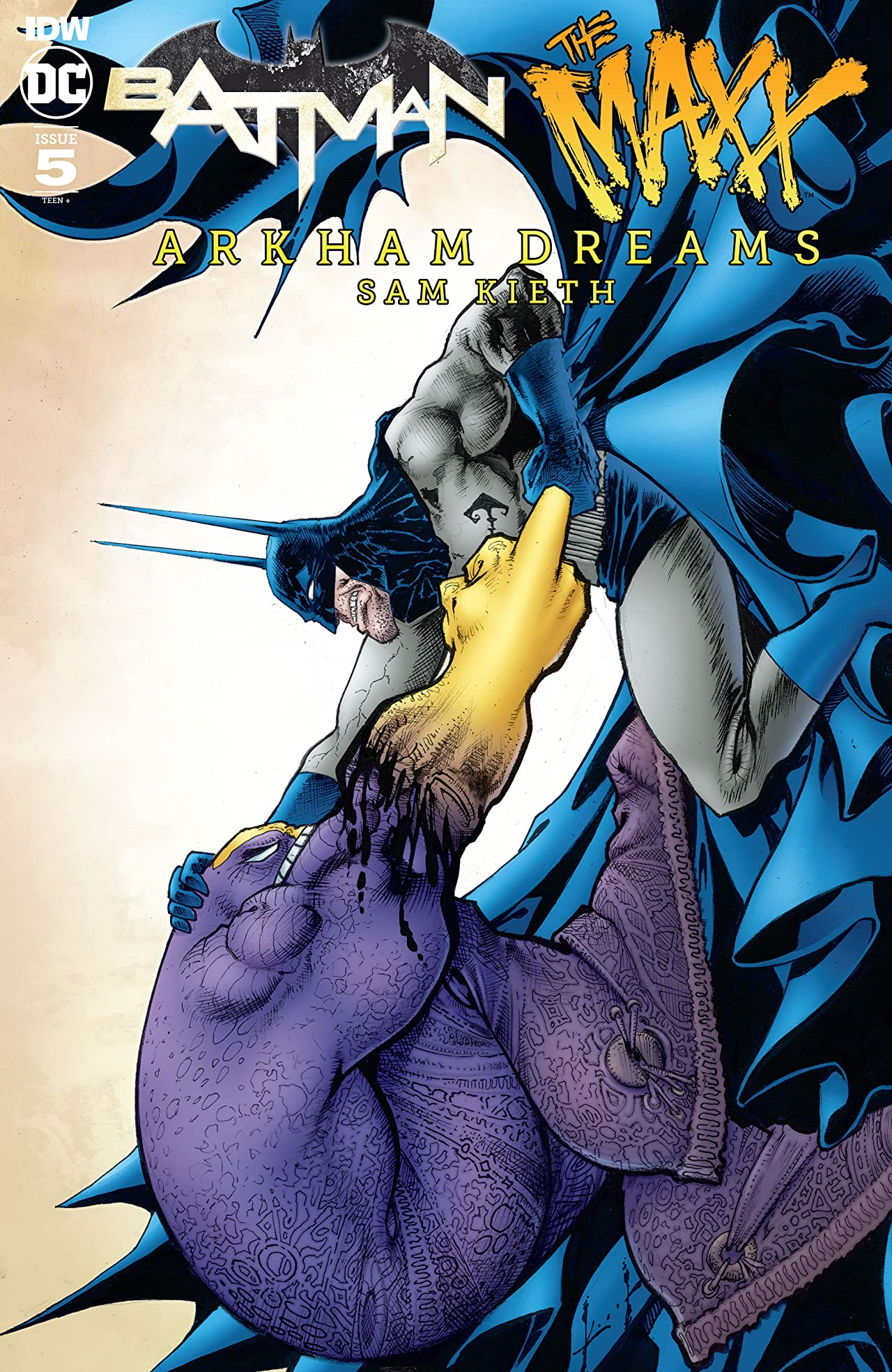 Batman/The Maxx #5 (of 5)