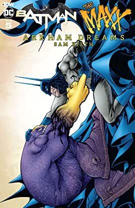 Batman/The Maxx No.5 (sur 5)