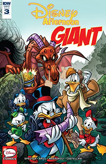 Disney Afternoon Giant No.3