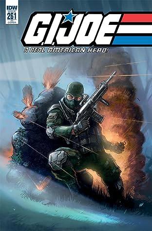 G.I. Joe: A Real American Hero #261