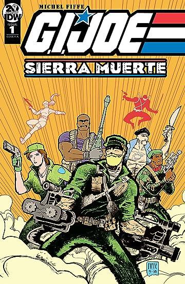 G.I. Joe: Sierra Muerte No.1