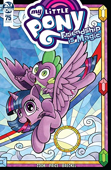My Little Pony: Friendship is Magic #75