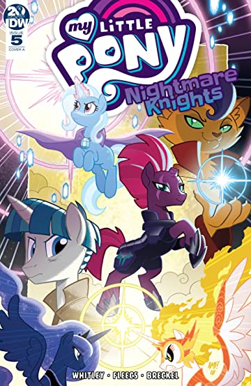My Little Pony: Nightmare Knights #5
