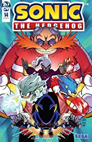 Sonic The Hedgehog (2018-) #14
