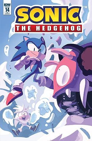 Sonic The Hedgehog (2018-) #14