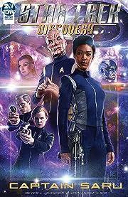Star Trek: Discovery Annual 2019—Captain Saru