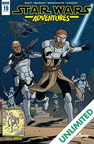Star Wars Adventures (2017-2020) #19