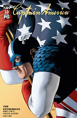 Captain America (2002-2004) No.10