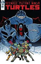 Teenage Mutant Ninja Turtles #91
