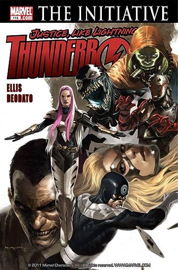 Thunderbolts (2006-2012) #115