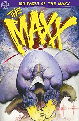 The Maxx 100-Page Giant