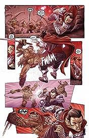 Teenage Mutant Ninja Turtles: Shredder in Hell #2 (of 5)