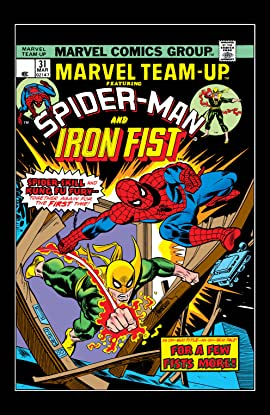 Marvel Team-Up (1972-1985) #31