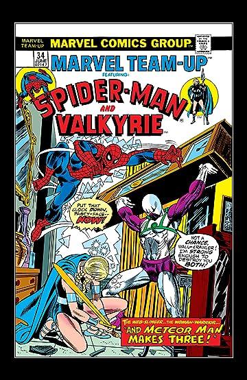 Marvel Team-Up (1972-1985) #34