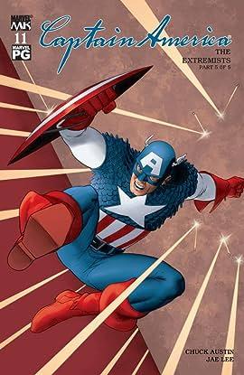 Captain America (2002-2004) #11