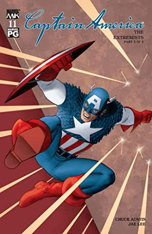 Captain America (2002-2004) No.11