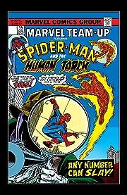 Marvel Team-Up (1972-1985) #39