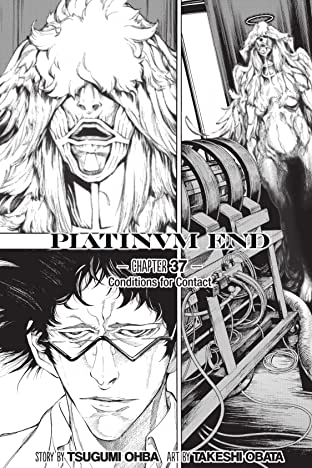 Platinum End: Chapter 37