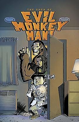 The Saga of Evil Monkey Man! #3