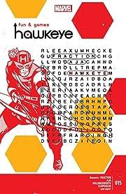 Hawkeye (2012-2015) #15