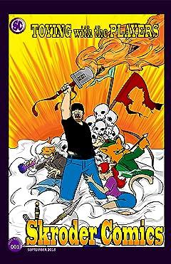 Skroder Comics #1