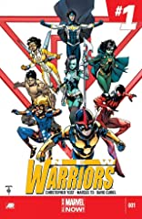 New Warriors (2014-) #1