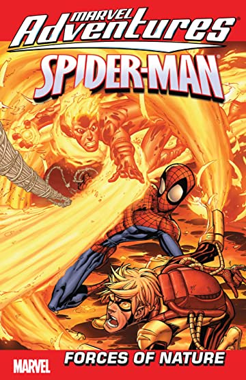 Marvel Adventures Spider-Man Vol. 8: Forces of Nature