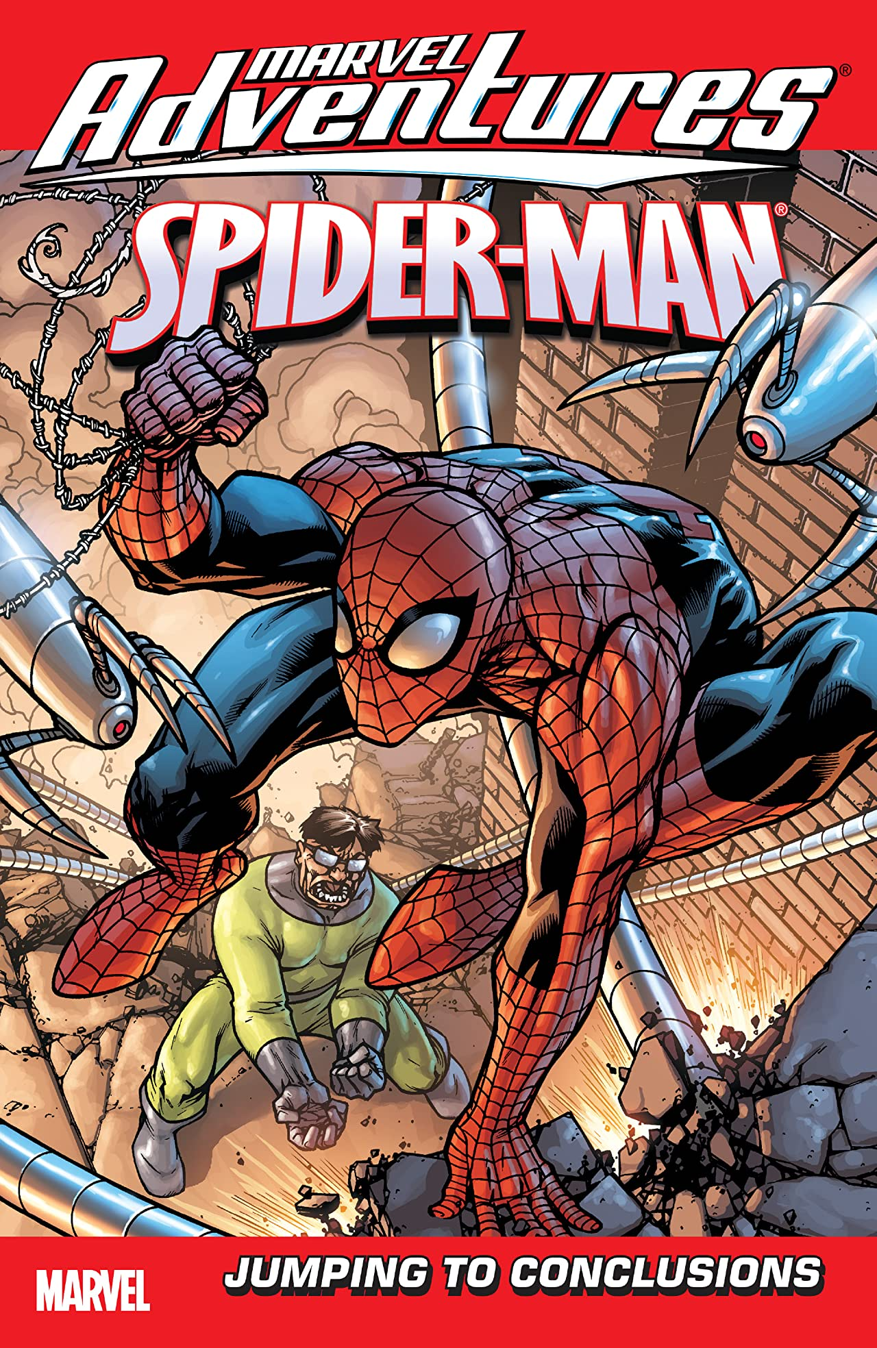 Marvel Adventures Spider-Man Vol. 12: Jumping To Conclusions