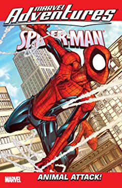 Marvel Adventures Spider-Man Vol. 13: Animal Attack!