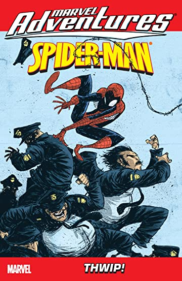Marvel Adventures Spider-Man Vol. 14: Thwip!