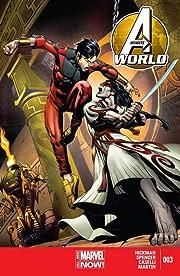 Avengers World (2014-2015) #3