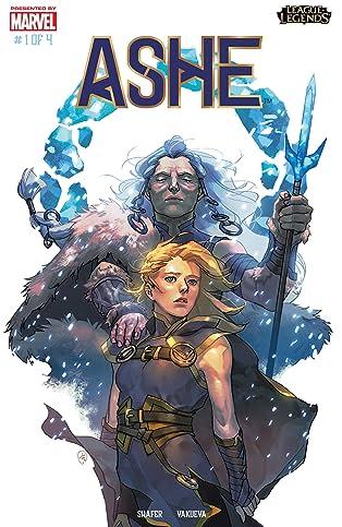 League of Legends: Ashe: Válečná Matka Special Edition (Czech) #1 (of 4)
