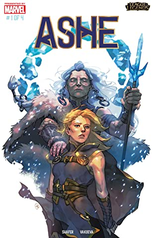 League of Legends: Ashe: Warmother Special Edition (Mexican Spanish) #1 (of 4)