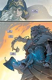 League of Legends: แอช: มารดาแห่งสงคราม Special Edition (Thai) No.1 (sur 4)