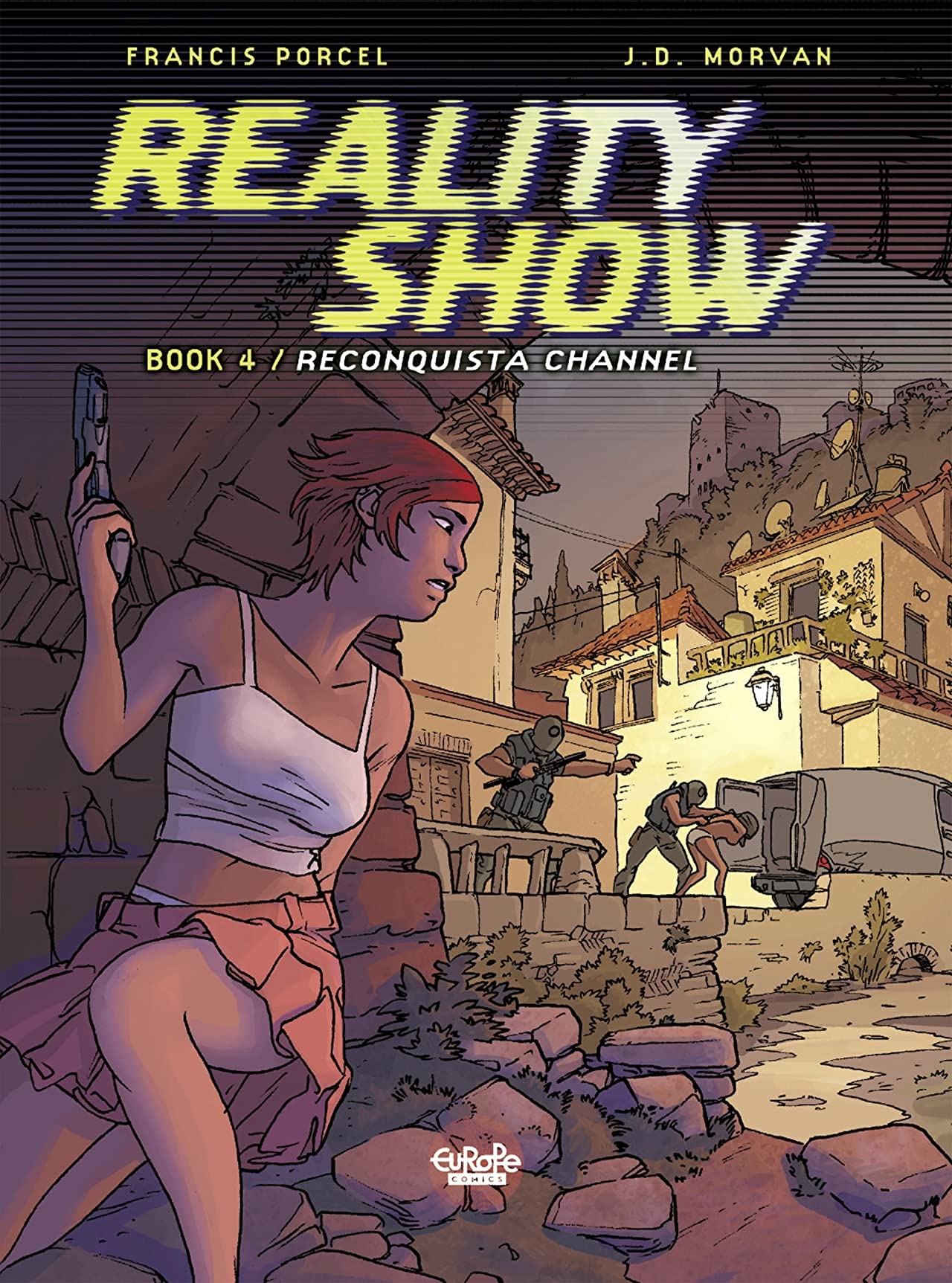Reality Show Vol. 5: Reconquista Channel