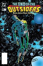 Outsiders (1993-1995) #24