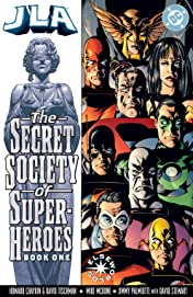 Secret Society of Superheroes (2000) No.1