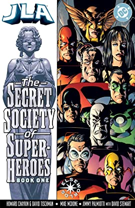 Secret Society of Superheroes (2000) #1