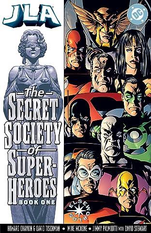 Secret Society of Superheroes (2000) No.1