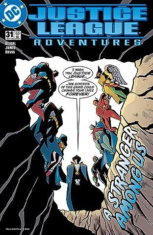 Justice League Adventures (2001-2004) No.31