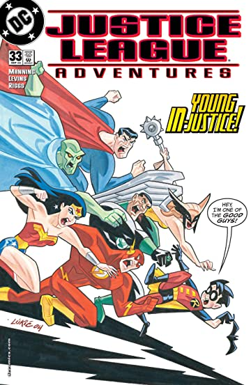 Justice League Adventures (2001-2004) No.33