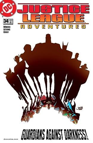 Justice League Adventures (2001-2004) No.34