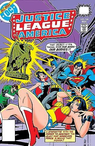 Justice League of America (1960-1987) No.166