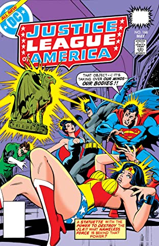 Justice League of America (1960-1987) #166
