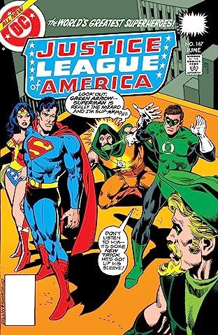 Justice League of America (1960-1987) No.167
